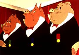 Animal Farm pigs