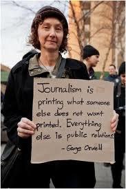 Orwell & journalism