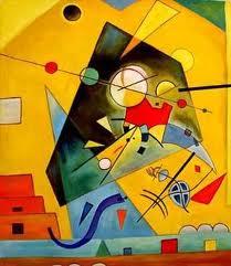 Kandinsky, Harmonie tranquille