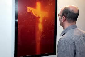 Andres Serrano, Piss Christ