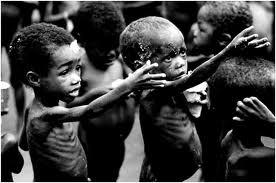 Famine dans l'est de l'Afrique (Ethiopie, etc), depuis 2010