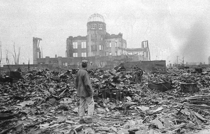 Hiroshima, 1945