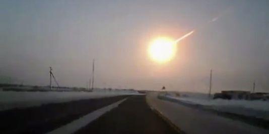 Pseudo-météorite russe (02-2013)
