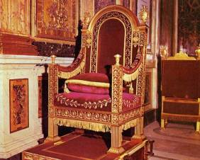 Trône de Pierre, Vatican