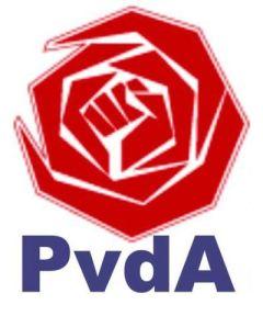 logo du parti travailliste (socialiste) néerlandais