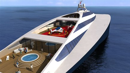 Yacht de Travis