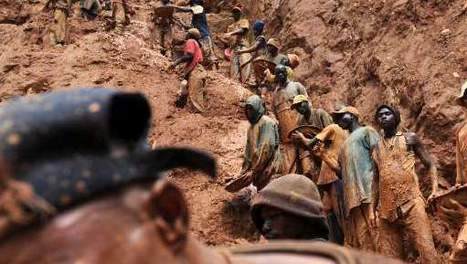 Mine de diamants (Congo)