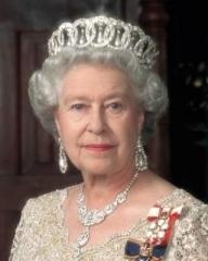 Queen E's diamond jewelry