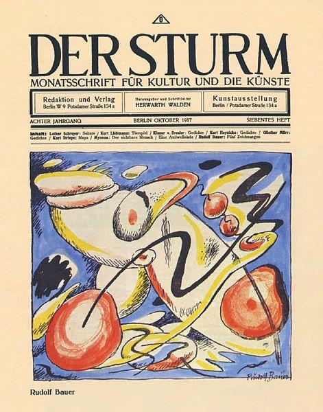 Der Sturm (1910-1932)