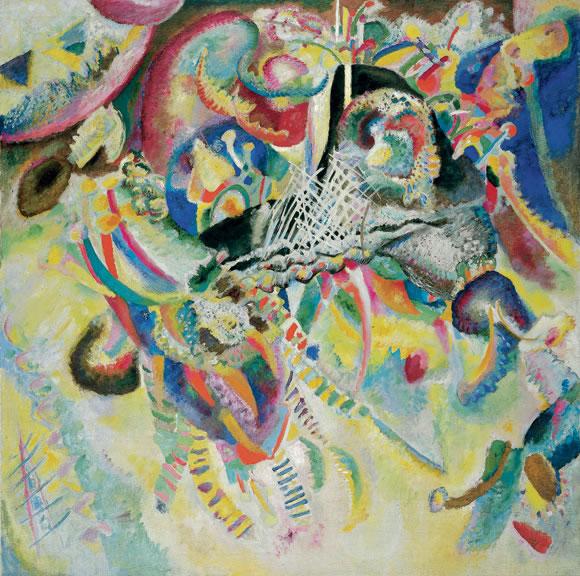 Kandinsky, Fugue (1914)