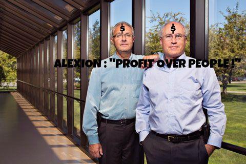 Alexion - Steven Squinto & Leonard Bell