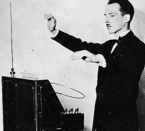 theremin (Leon Theremin, 1919)