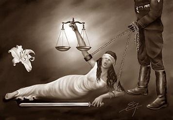 Justice souillée