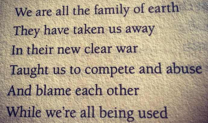John Trudell quote