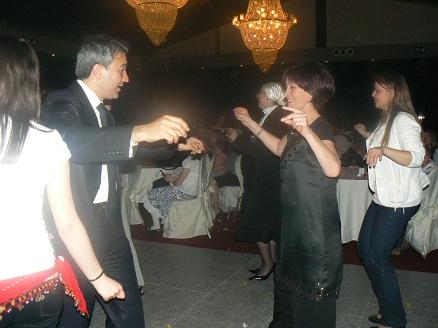 Sais-tu danser la carmagnoleu