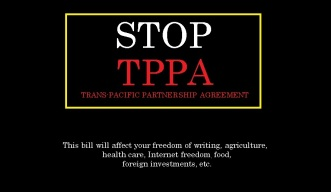 Stop the TPP !