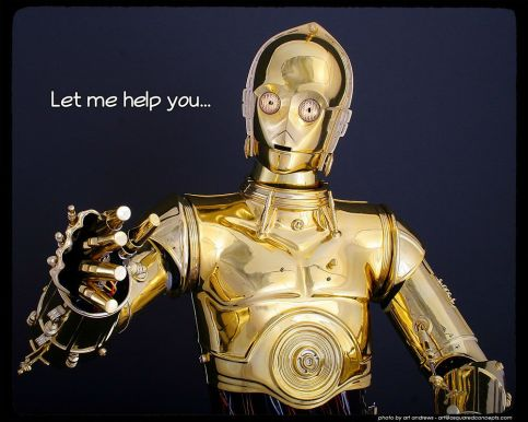 C3PO (without wars)