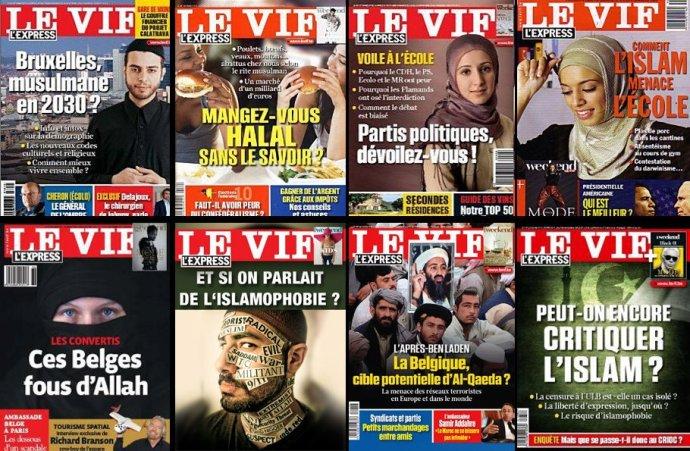 Le Vif L'Express (Groupe Roularta)