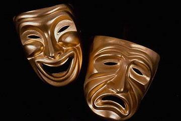 masques de théâtre